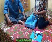 Desi ladki ne tutor ka pakda lund or Chudai karwai from indian desi ladki ka kutt