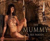 Busty Billie Star As Anck-Su-Namun Is All Yours In The MUMMY XXX from xxx com videos mummy butt ki