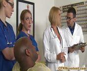 CFNM nurses cocksuck black dick in hospital from hot nurse sex vdo hospital mp4 vdo