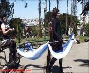 Mistress Alice and Pony Tindala - Human Pony Cart! from Petp from riding pony human mistress