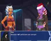 Star Wars Orange Trainer Uncensored Gameplay Guide Episode 34 from ben10 alien force gwen cartoon sexy
