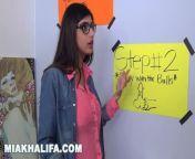 MIA KHALIFA - Busty Arab Babe Taking Dick Like A Pro (Collection) from mcryh