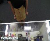 XXX PAWN - College Girl Karlee Grey Visits My Little Shop In Desperation from bangladesh xxx vdo